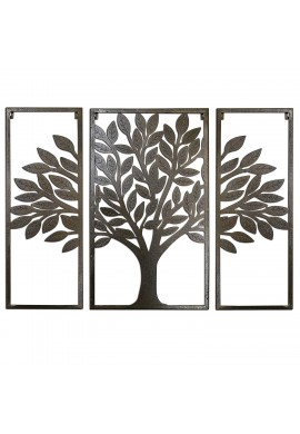 Tree Of Life Decorative Metal Wall Art