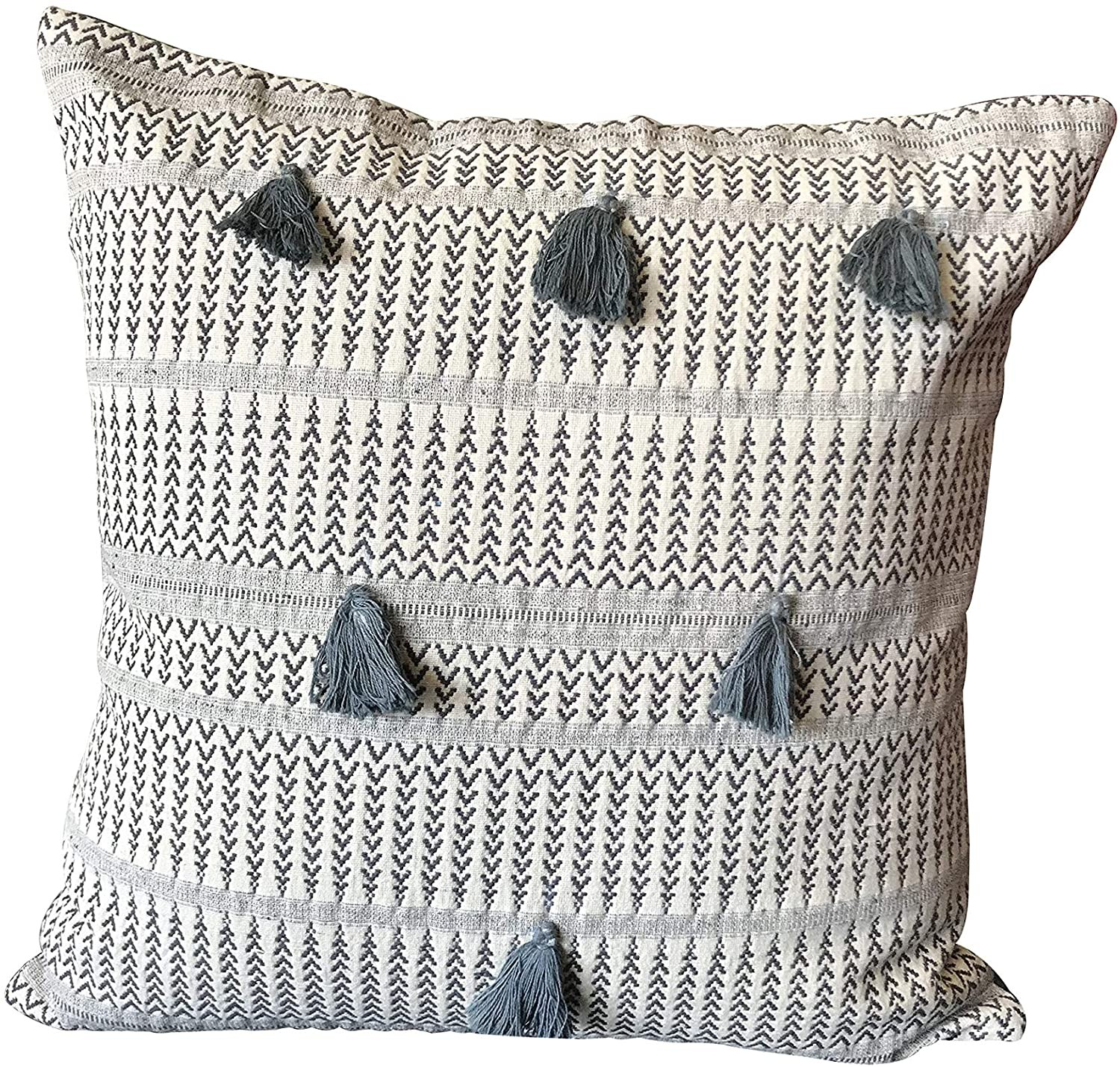 Shop Throw Pillow Cover Tribal Boho Woven Pillowcase