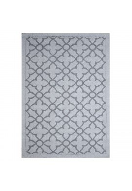 Flamenco Hana Collection, Light Grey - by DecorShore