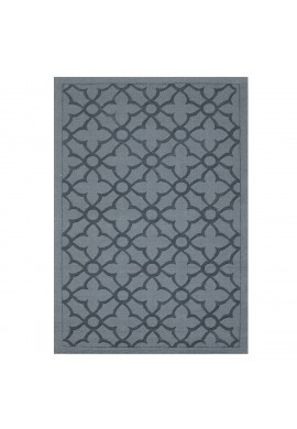 Flamenco Hana Collection, Dark Grey - by DecorShore