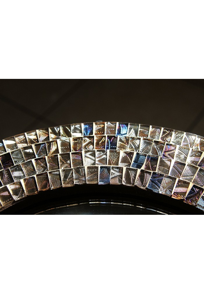 Andalusian Quatrefoil Mirror Lindaraja Designer Mosaic
