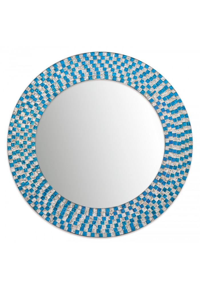 DecorShore 20 Jewel Tone Accent Mirror