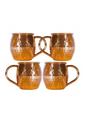 Sedona Sunset Collection, Bell Rock-Copper Mug, 20 oz. Moscow Mule Mug and Drinkware, Bar Cart Accessories