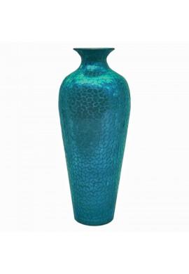 DecorShore Andalusian Turquoise Vase