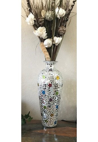 DecorShore Andalusian Rainbow Vase