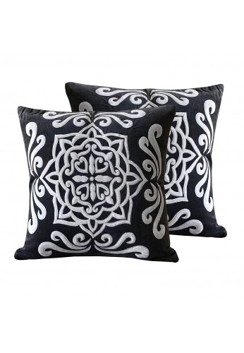 Sienna 18 inch Artisan Crafted Decorative Throw Pillow Cushion Cover
