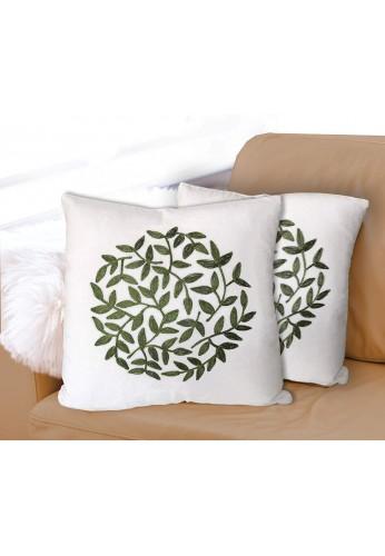 DecorShore 18 inch Decorative Throw Pillow Cover