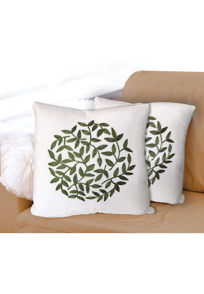 DecorShore 18 inch Decorative Throw Pillow Cover