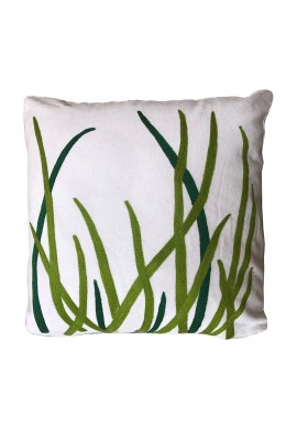 Olivia 18 inch Artisanal Decorative Throw Pillow Cover