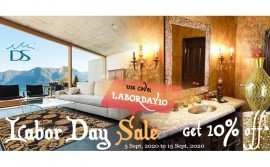 Labor Day Special Sale 2018! Get Exclusive Offers On Everything at DecorShore