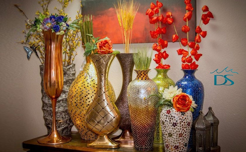 Things to consider while buying decorative vases to enhance your home decor